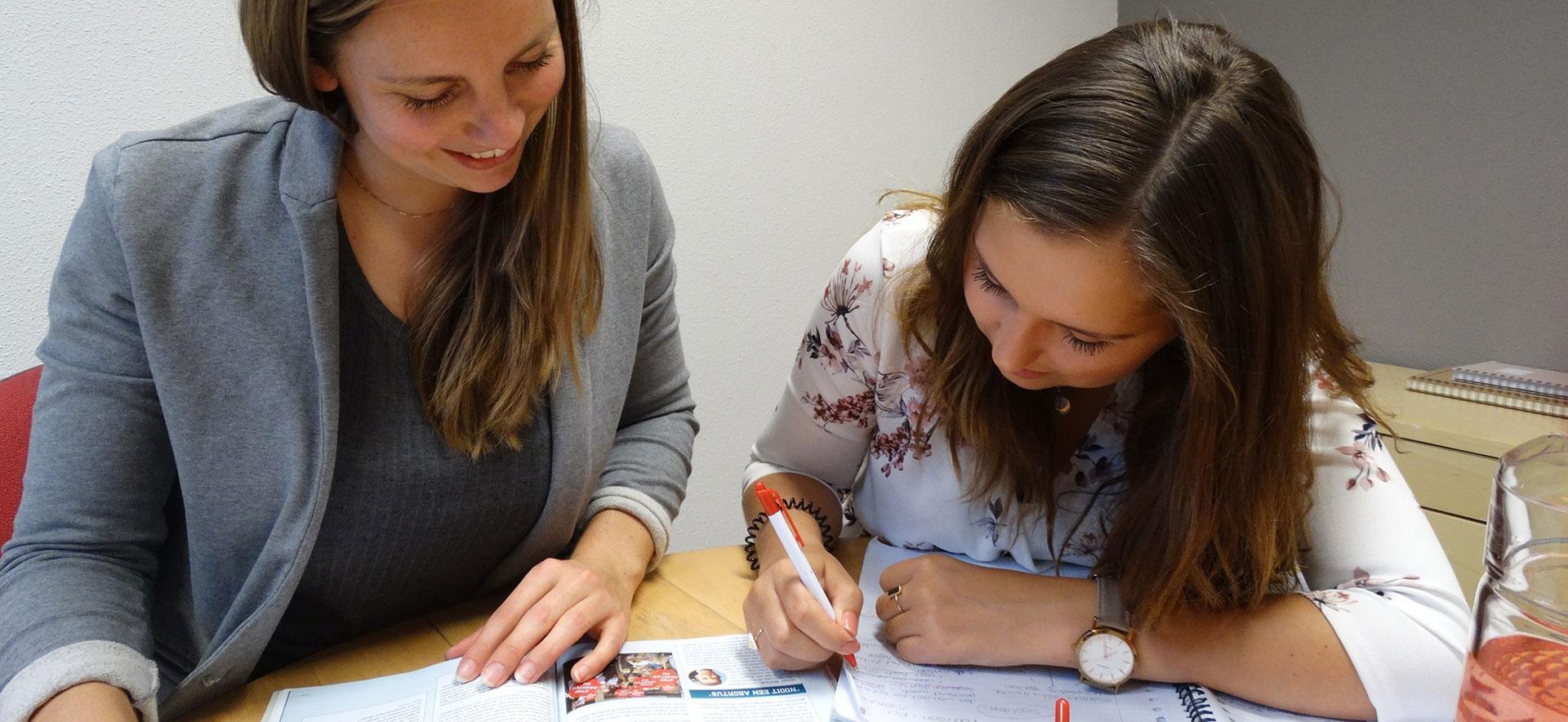 Modules bij gedrag belemmeringen Studiebegeleiding Nijmegen